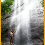 Cachoeira da Friagem em Ilhabela