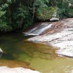 Cachoeira da Laje em Ilhabela