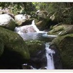 Cachoeira do Areado em Ilhabela